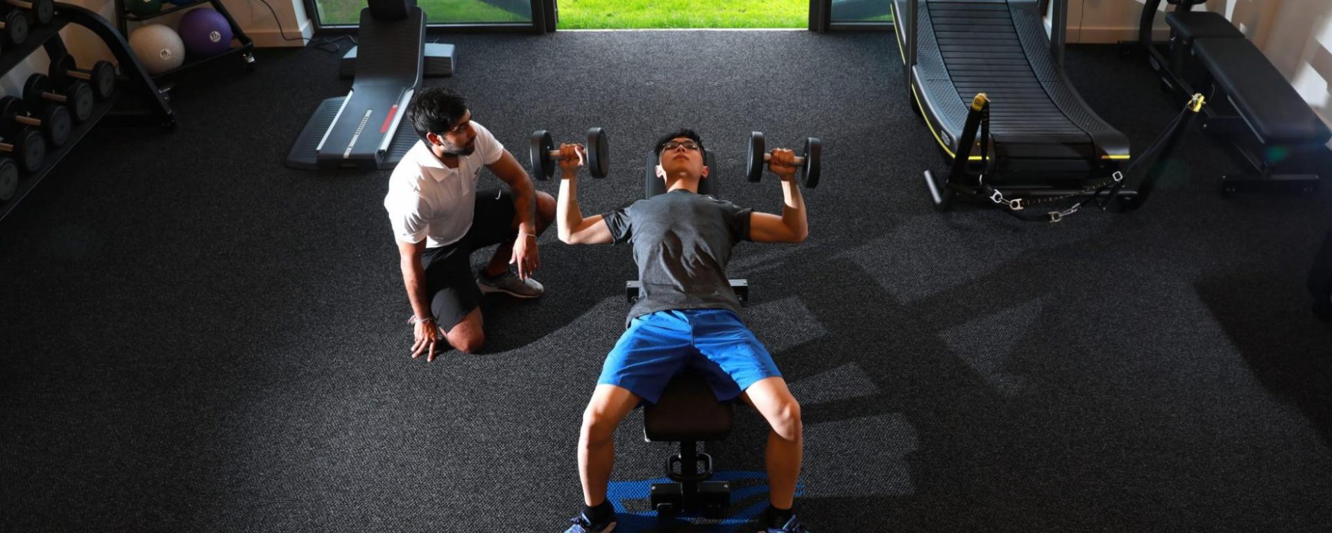 Huấn luyện thể lực chuyên nghiệp