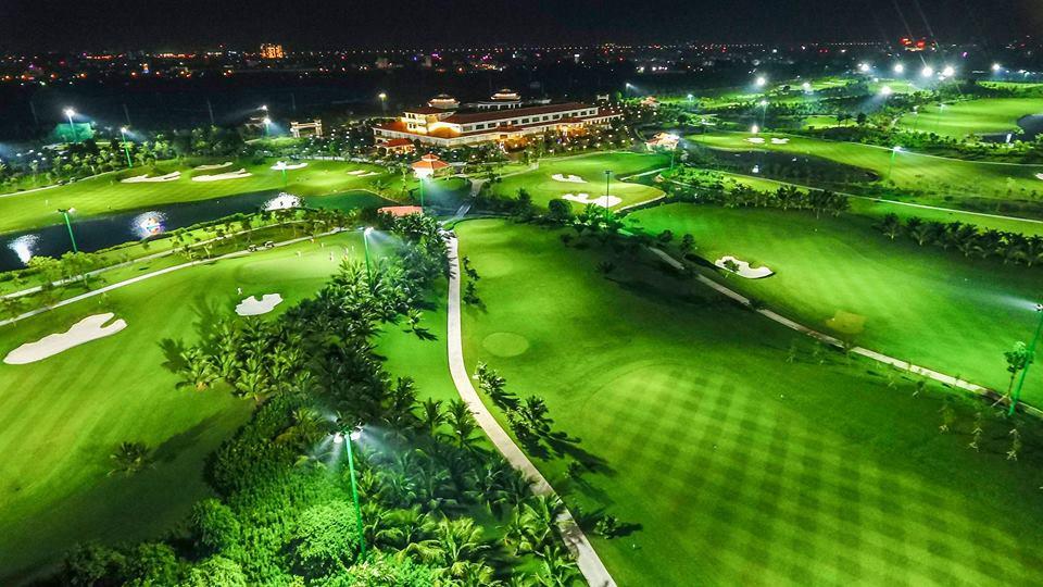 Thuê sân Golf